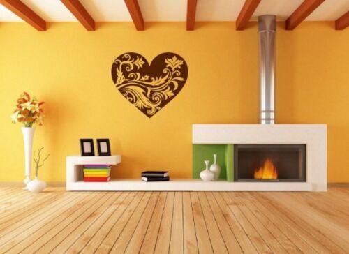 feel good Heart amazing wall stickers vinyl decal highest quality UK Romantic
