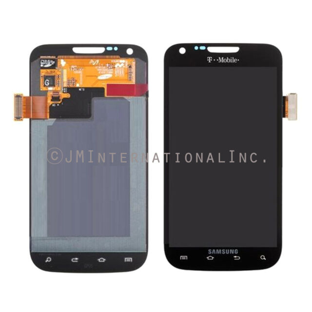 Samsung Galaxy S2 SGH-T989 LCD Display Digitizer Touch Screen Assembly Black USA