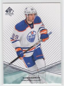 11-12-SP-AUTHENTIC-SAM-GAGNER-3-OILERS-FREE-COMBINED-SHIPPING
