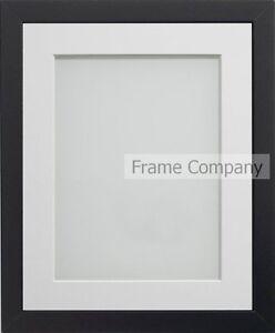 Cornici Per Poster.Dettagli Su Frame Company Nera Moderno Cornici Per Poster Foto Immagini Con Foto Montatura