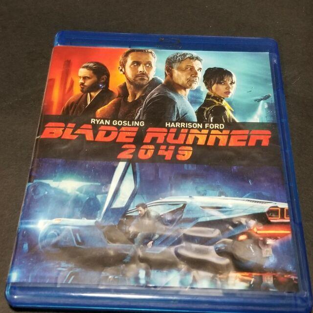 Blade Runner 2049 (Blue-ray) Ryan Goseling Harrison Ford