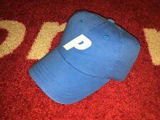 PALACE SKATEBOARDS 2016 S/S DROP 4 P 6-PANEL HAT SUPREME BLUE CANVAS S CAMP CAP