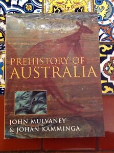 Prehistory-of-Australia-by-John-Mulvaney-and-Johan-Kamminga-PB-Free-Shipping