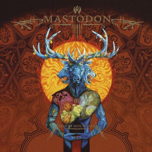 Mastodon - Blood Mountain [New Vinyl LP] Picture Disc