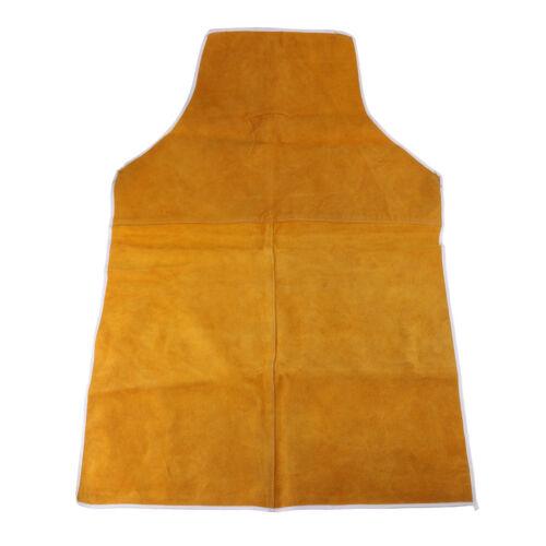 Electric Welding Aprons Welder Welder Apron Heat Resistant Working Clothing