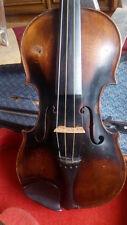 Very old labelled Vintage Violin Violino 4/4 by J. gaglianus Neapoli...
