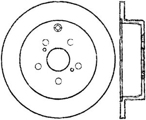 Disc-Brake-Rotor-Rear-Disc-Rear-Right-Stoptech-128-44115R