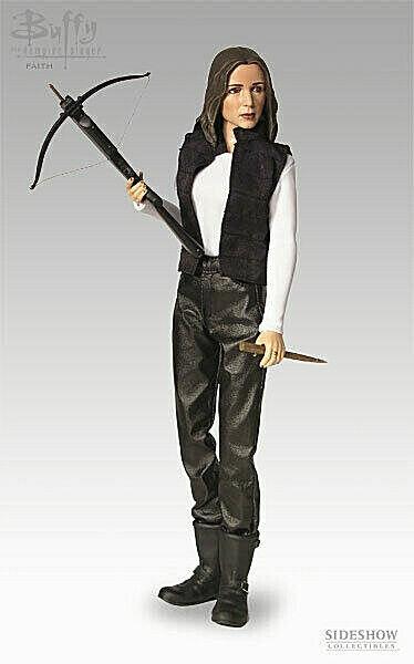 Buffy FAITH muñeco escala 1 6 Sideshow