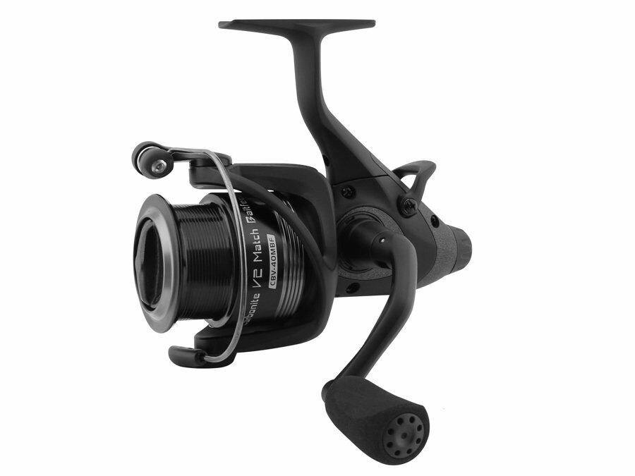Okuma Carbonite V2 Match Baitfeeder CBV-40MBF Aluminum spool NEW 2019