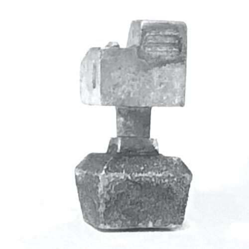 Computer Terminal 28mm Unpainted Metal Wargames