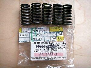 QTY 2 NEW OEM YAMAHA FZR400 FZR600 CLUTCH SPRING 90501-227E0-00