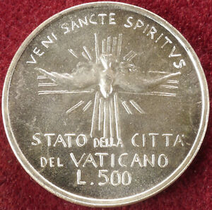Vatican City 500 lire 1978 (E0102)-afficher le titre d`origine