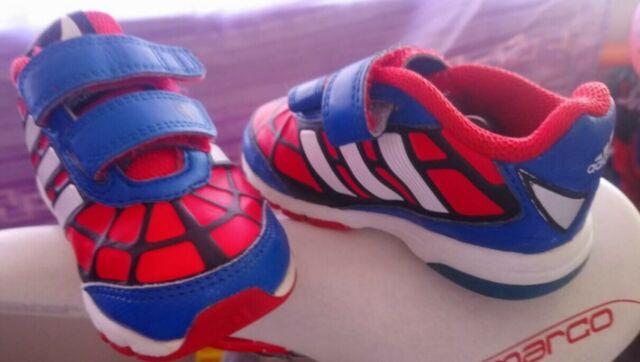 Scarpe Bambino Adidas spiderman