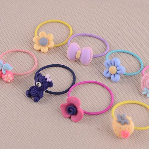 Girls Headwear Rubber Rope Baby Hair Rope Headband Rubber Band Hair Ring