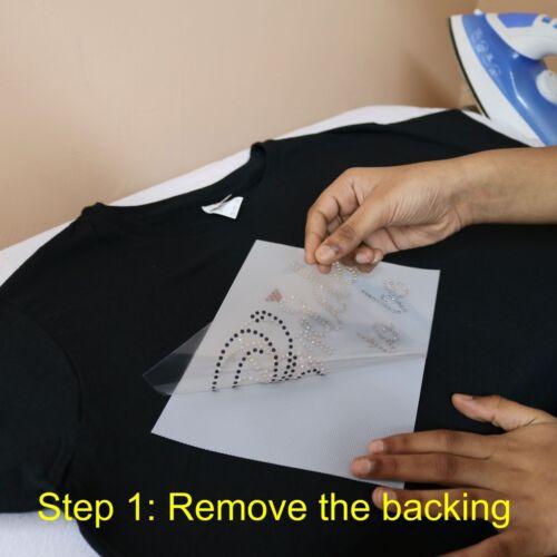 Soccer mom strass hotfix Transfert Fer sur motif appliqué avec un cadeau gratuit