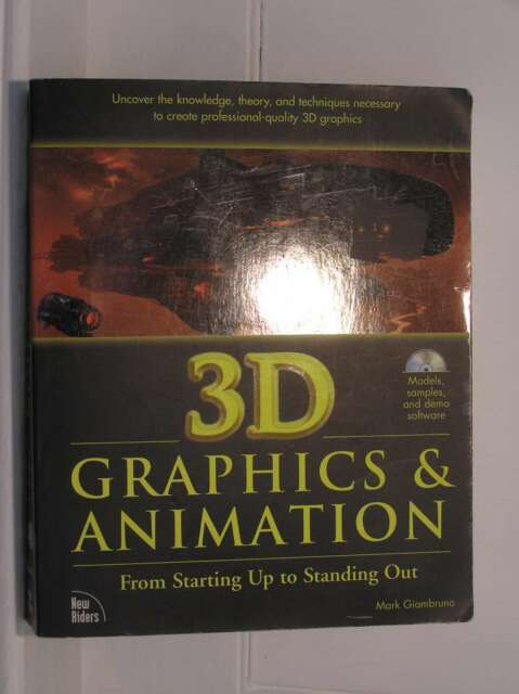 3D Graphics and Animation: From Starting Up to Standing Out, Giambruno, Mark, Go