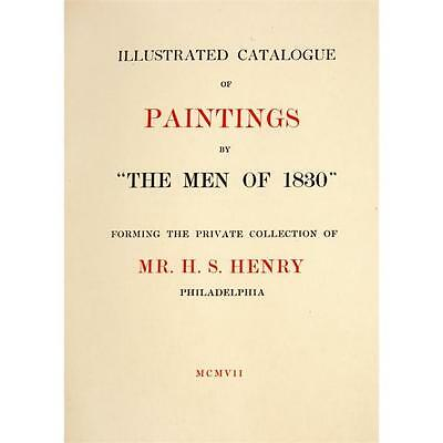 11. (Art Reference) 1 Vol. Henry, H. S., collection of. Illustrated Catalo... Lot 11