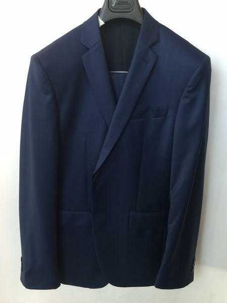 Versace Collection Wool Tailored Suit