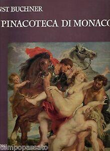 LA PINACOTECA DI MONACO. Capolavori della pittura europea - BUCHNER - SANSONI