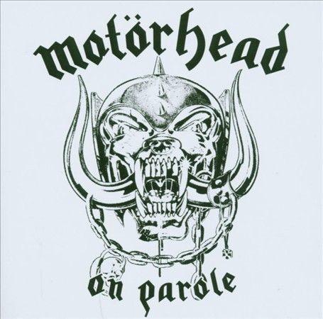 """1 of 1 - Motorhead - """"On Parole"""" - Fast Eddie"""
