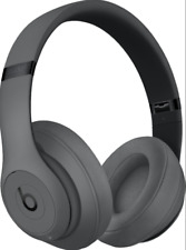 Beats Studio3 Wireless Over Ear Headphones, Noise Cancelling, Gray, Beats by Dre