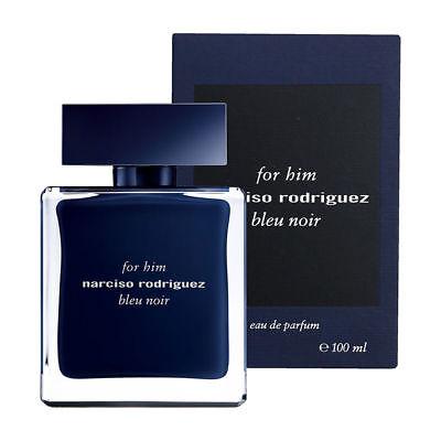 For Him Bleu Noir by Narciso Rodriguez Eau de Parfum Spray