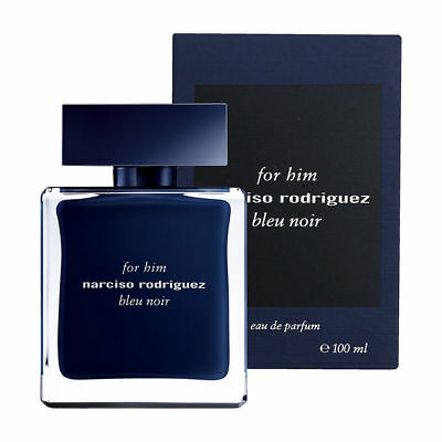 Narciso Rodriguez for him Bleu Noir Eau de Parfum spray for men 100ml nuevoen el embalaje original | eBay