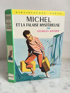 Michel E La Falaise Misterioso Georges Bayard Libreria Verde 1972