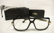 091b4ba853 Cazal 627 Eyeglasses Frames Color 001 Black Gold Authentic Brand New