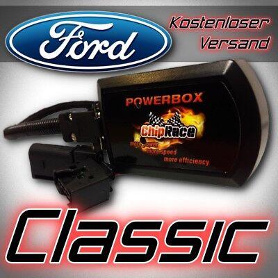 Chiptuningbox passend für Ford Mondeo 2.0  TdCi 150 PS Serie