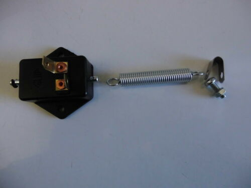 Interruptor de luz de freno universal interruptores motocicleta-Switch Brake light