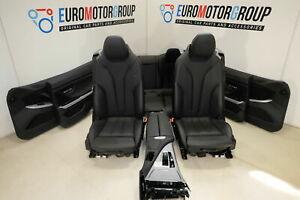 BMW-Pelle-Sedili-Dakota-Nero-F06-Interni-IN-Pelle-Sporttsitze-Sedili-Pelle