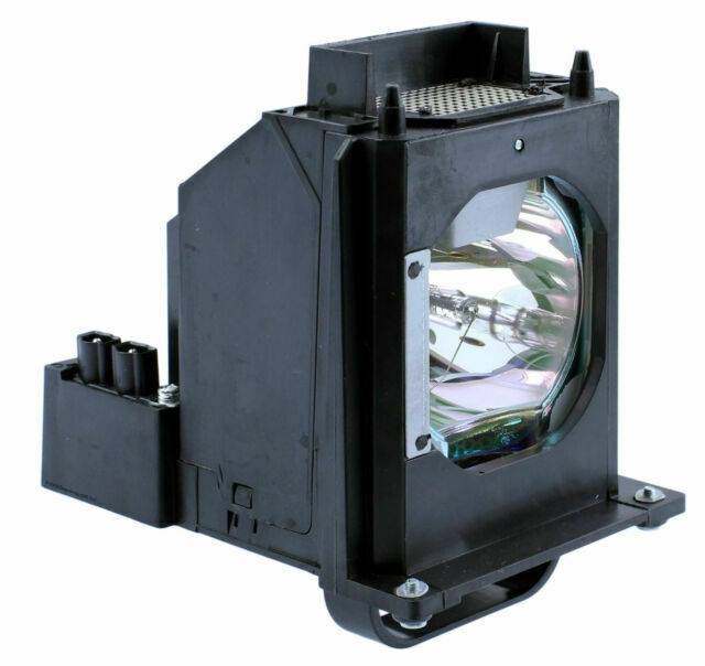 Generic replacement for Mitsubishi WD-65731 rear projector TV lamp with housing