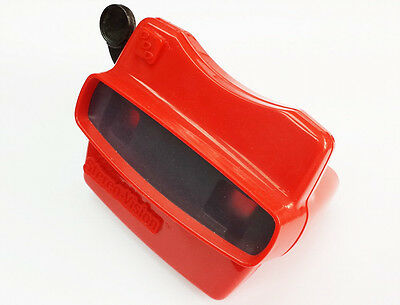 Rare RED 3D Viewer View-Master - Perfect for weddings NEW- RED COLOUR