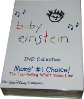 Baby Einstein 26 Disc Dvd Set Collection, Free Shipping - Brand