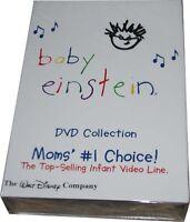 Baby Einstein 26 Disc Dvd Set Collection, Free Shipping - Brand