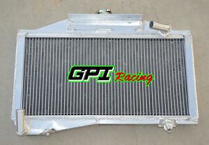 Aluminum Radiator for MORRIS MINOR 1000 948//1098 1955-1971 Manual MT