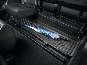 Majestic Honda Parts >> Genuine OEM Honda Ridgeline Rear Under Seat Cargo Tray ...
