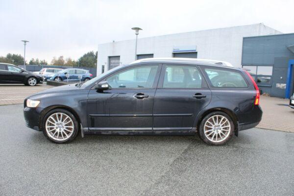Volvo V50 1,6 D Momentum VIP - billede 4
