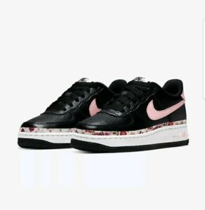 Details about Nike Air Force 1 Vintage Floral Womens Trainers. Size 4.5 UK 37.5 EUR BQ2501 001
