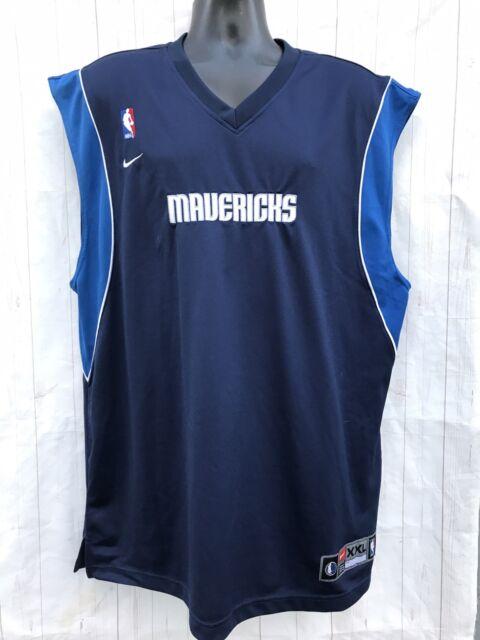 best authentic 03064 3a023 Vintage Team Nike Dallas Mavericks Jersey Mens XXL | eBay