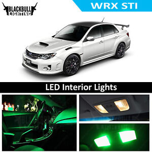 Image Is Loading Green Led Interior Lights Replacement Kit For 2004