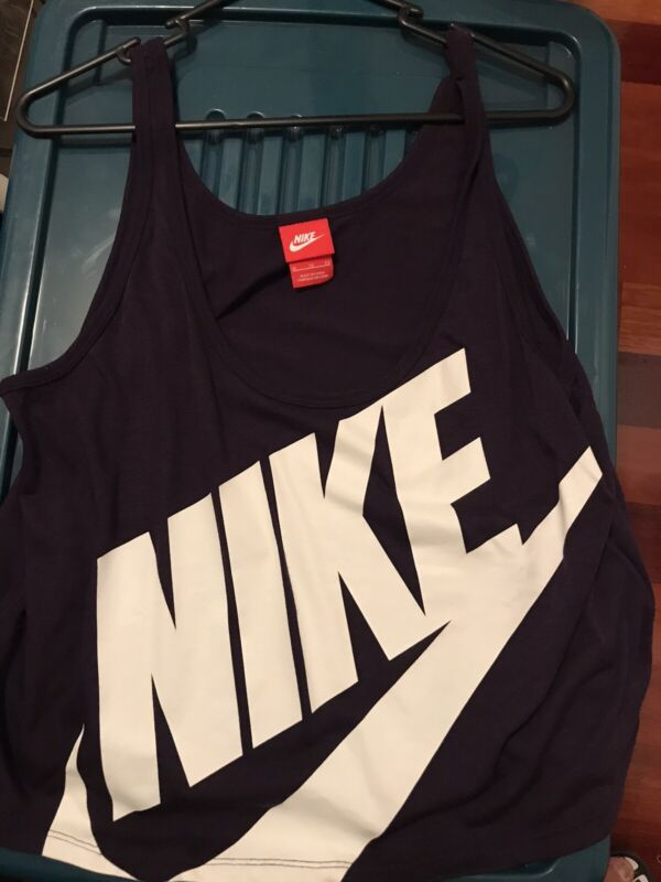 Analytical Nike Womens Top Size Xl -dark Purple