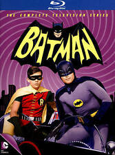 BATMAN: Complete 1960s Television Series (13 Blu-ray Disc Set) Adam West - MINT