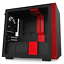 NZXT-H210i-Mini-Tower-Gaming-Case-Red-USB-3-0 thumbnail 1