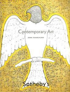 Sotheby-039-s-DO9001-Contemporary-Art-Doha-Auction-Catalog-2009