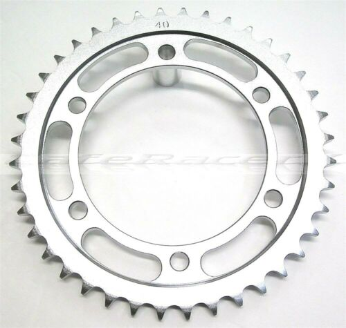 Suzuki Hayabusa 99-07 40 Tooth Rear Sprocket Steel 530 Chain 40T for STOCK WHEEL