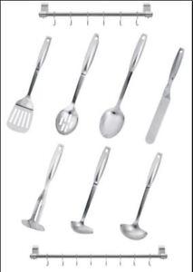 Stellar-Stainless-Steel-Premium-Kitchen-Tools-Utensil-Turner-Ladle-Spoon-Rack