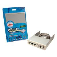 Usb 2.0 All-in-one 3.5 Inch Multi-slot Internal Memory Card Reader / Writer