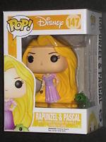 Disney Tangled Rapunzel & Pascal Gecko Pop Vinyl Figure Funko Mandy Moore